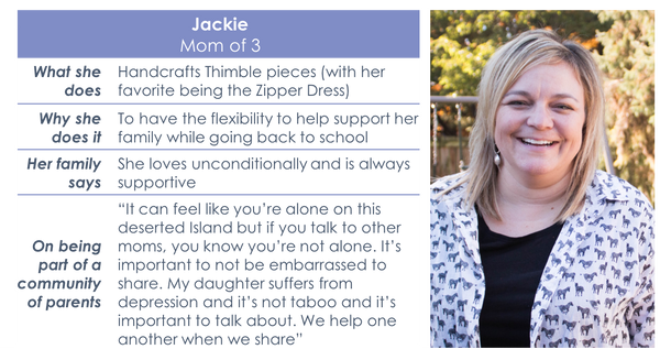 Meet the Moms: Jackie