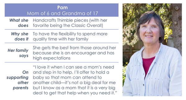 Meet the Moms: Pam