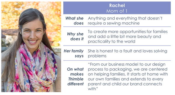 Meet the Moms: Rachel