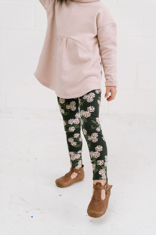 Everyday Legging in Forest Blooms