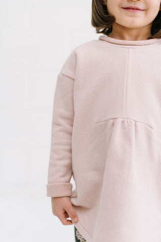 Tunic Sweatshirt in Dawn
