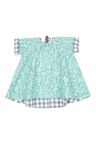 Reversible Swing Tunic in Dog Days - Thimble - Dress - 1