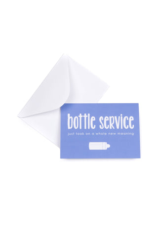 Personalized Thimble Card