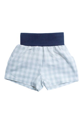 Everyday Short in Vintage Gingham