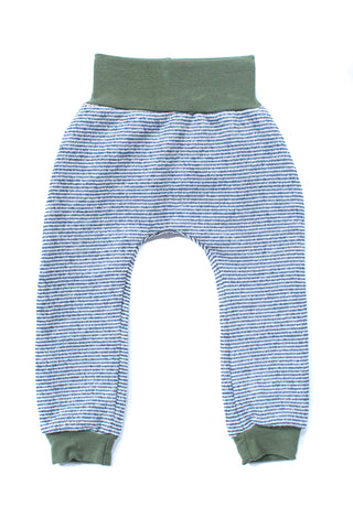 Jogger Pant in Marine