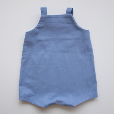 Knotted Shortall in Summer Storm