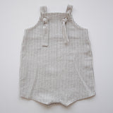 Knotted Shortall in Sidewalk Chalk