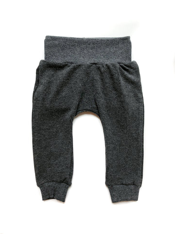 Jogger Pant in Charcoal