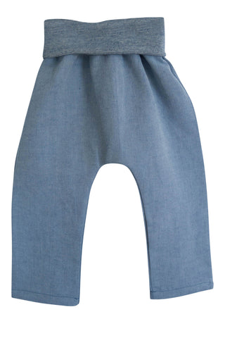 Riley Everyday Pant in Herringbone - Thimble - Pants - 1
