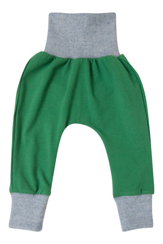 Riley Everyday Pant in Green Jersey - Thimble - Pants - 1