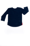 Alex Pocket Tee in Navy Bicycles - Thimble - Shirt - 4