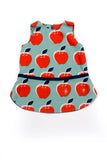 Charlotte Zipper Dress in Apple - Thimble - Dress - 1