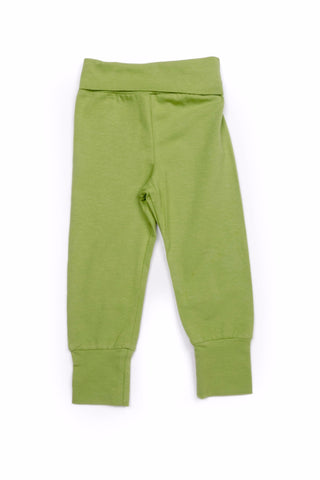 Charley Everyday Legging in Apple Green - Thimble - Pants - 1