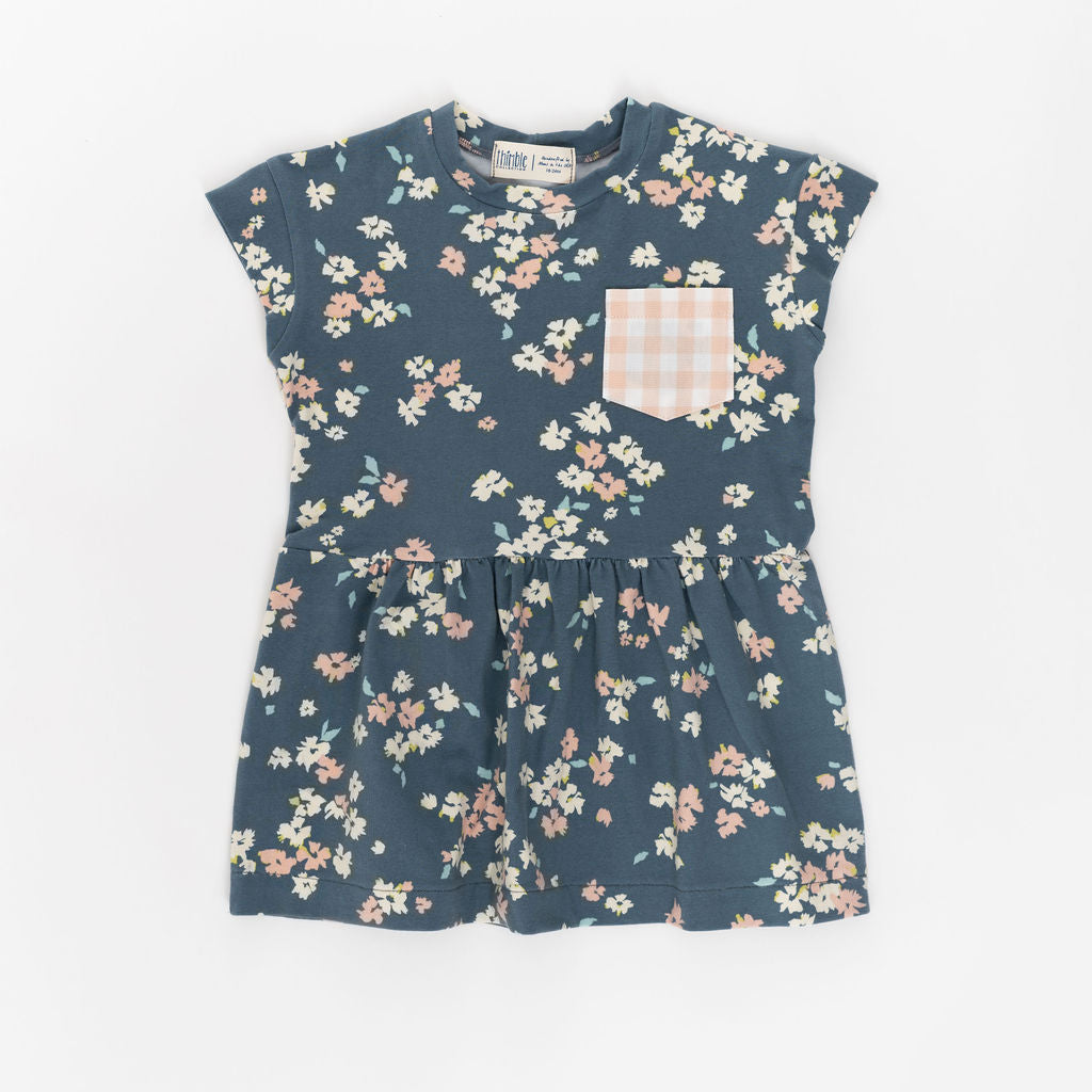 Casual Dress in Blossom