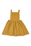 Pinafore Dress in Cider Corduroy