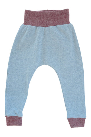 Jogger Pant in Sky