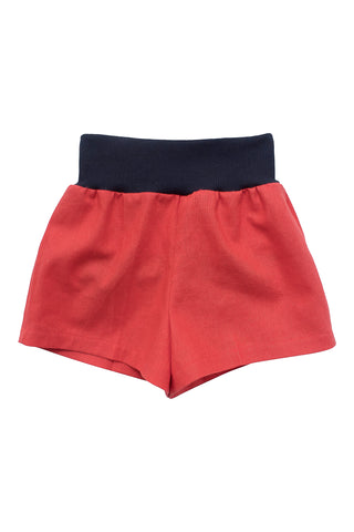 Easy Short in Poppy