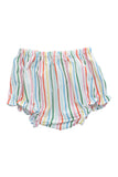 Flutter Bloomer in Summer Stripe
