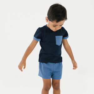 Easy Short in Skipper