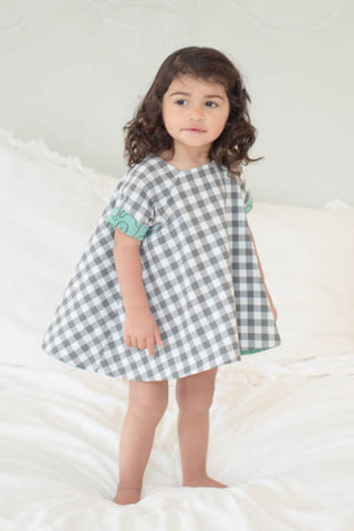 Reversible Swing Tunic in Playtime