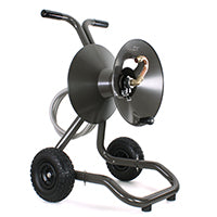 Eley Model 1043 Two wheel cart garden hose reel