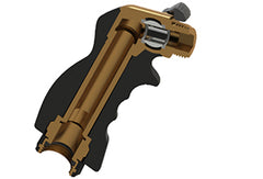 pistol grip spray gun brass plumbing