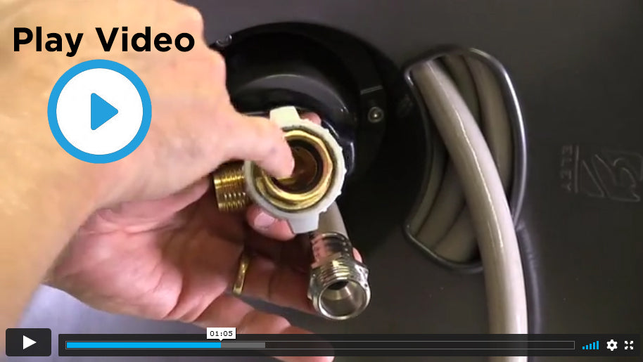 Finding the Source of a Hose Reel Leak video