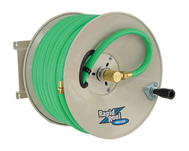 Rapid Reel Pro Line GH150-PL parallel wall mount garden hose reel