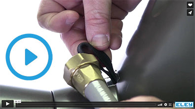 Eley hose strap troubleshooting