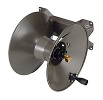 Rapid Reel model GH164-PD Perpendicular wall mount garden hose reel