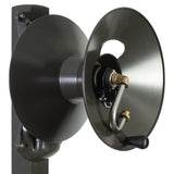 ELEY Aluminum Post Mount Hose Reel
