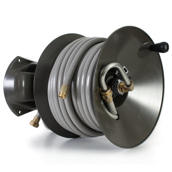 ... Wall Mount Garden Hose Reel ...