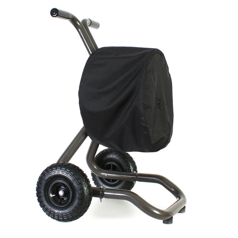 Eley 2 Wheel Cart Reel - Size Regular Cover 1103- side view