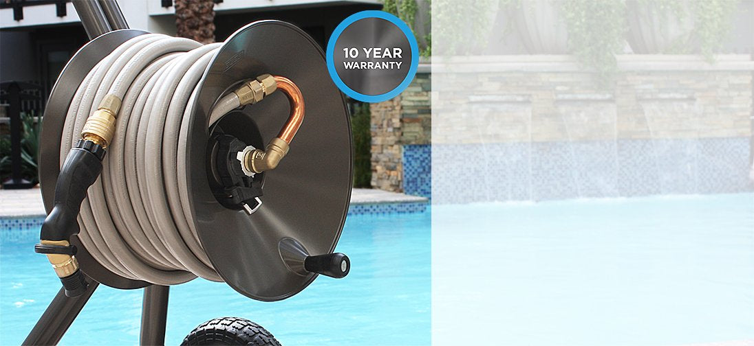 Eley best garden hose reels, garden hose and watering tools