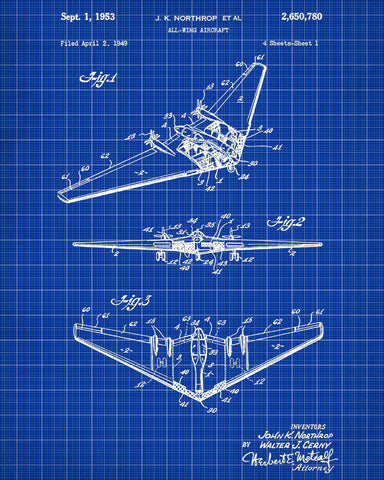 Aircraft patent poster wall art aviation blueprint ontrendandfab aircraft patent poster wall art aviation blueprint ontrendandfab malvernweather Gallery