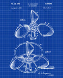 Anemometer Blueprint Weather Recording Equipment Wind Speed