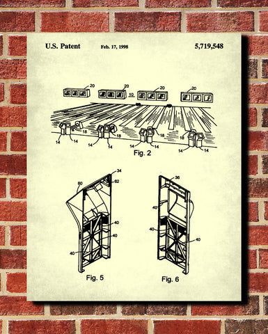 Bowling alley patent print sports blueprint art poster ontrendandfab bowling alley patent print sports blueprint art poster ontrendandfab malvernweather Choice Image