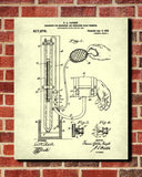Blood Pressure Monitor Medical Patent Print Nursing poster Medical Patent Print - OnTrendAndFab