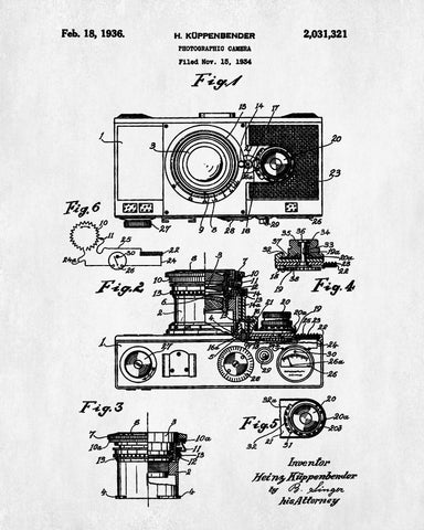 Camera blueprint art photographer poster photography patent print camera blueprint art photographer poster photography patent print ontrendandfab malvernweather Images