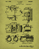 Carburetor Patent Print Engine Blueprint Mechanic Poster - OnTrendAndFab