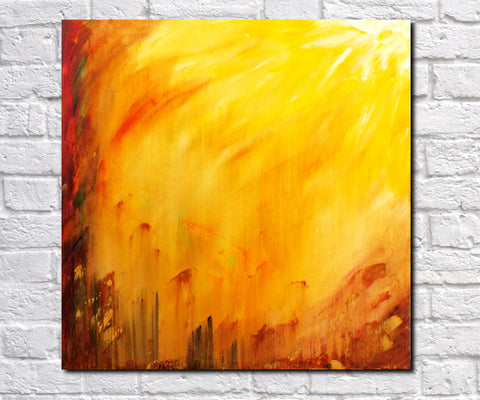 Abstract Art Print Feature Wall Art James Lucas: Lost Time