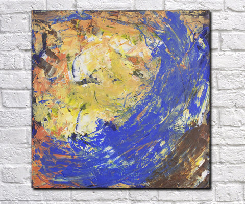 Abstract Art Print Feature Wall Art James Lucas: Maelstrom