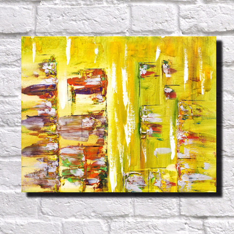 Abstract Art Print Feature Wall Art James Lucas: Urban Fallout