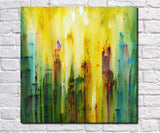 Abstract Art Print Modern Art Feature Art James Lucas: Urban Mist