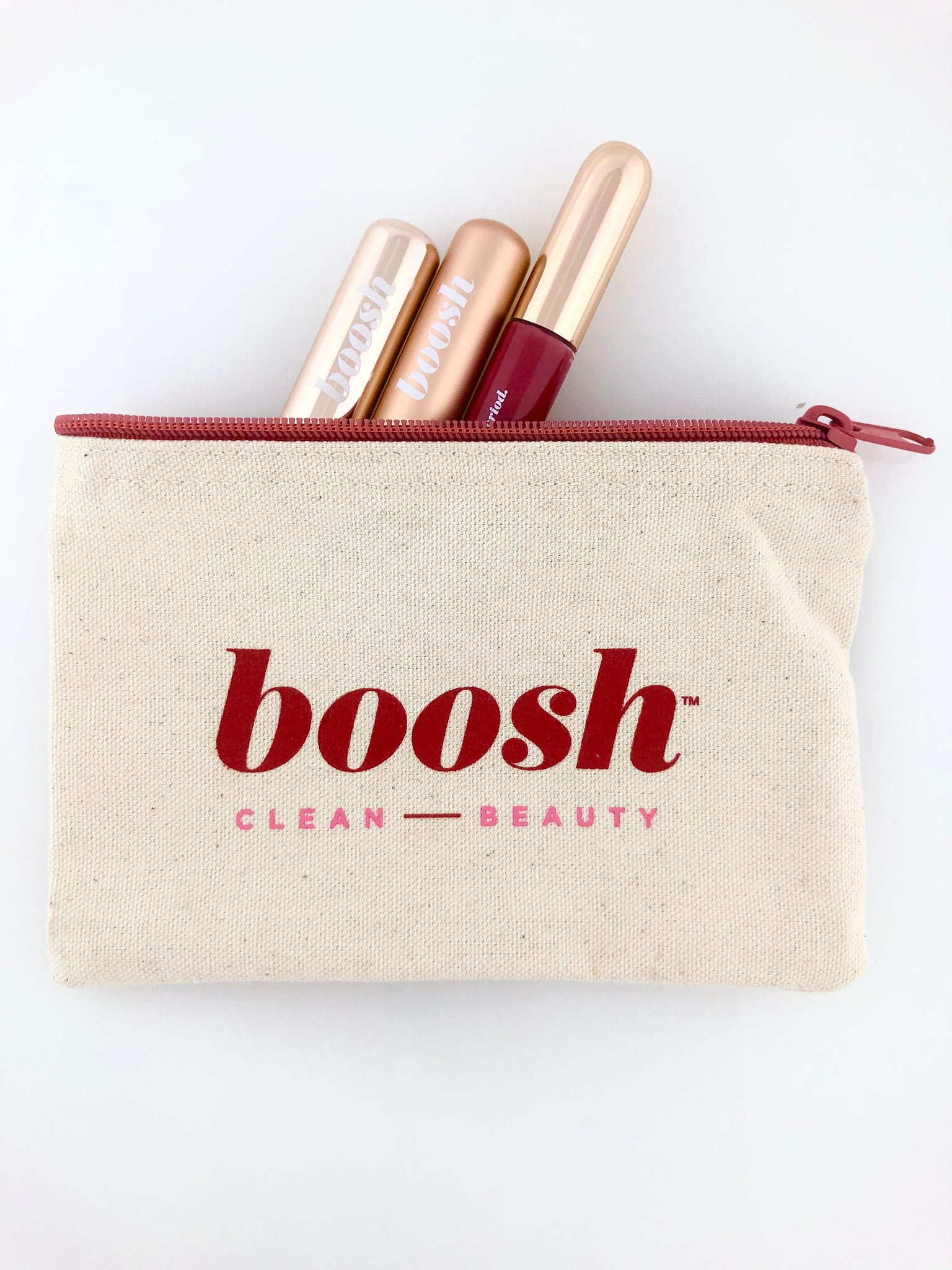 LIMITED EDITION boosh MAKEUP BAG