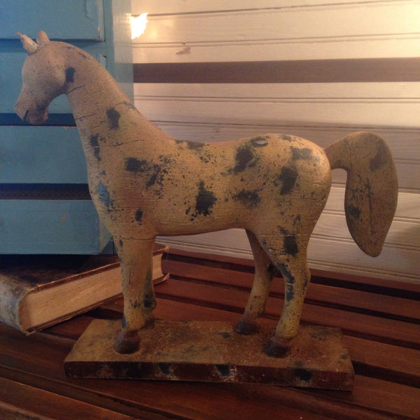 """Primitive"" Horse Figure"