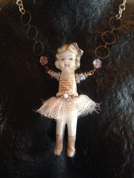"""Perfect"" Vintage Doll Re-vamp"