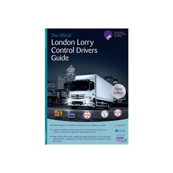 London Lorry Control Drivers Guide - Pie Guides - 1