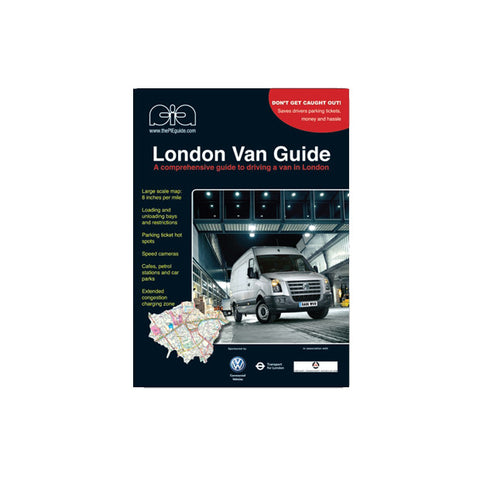 London Van Guide First Edition