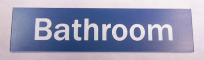 Engraved Acrylic Laminate Door Signs